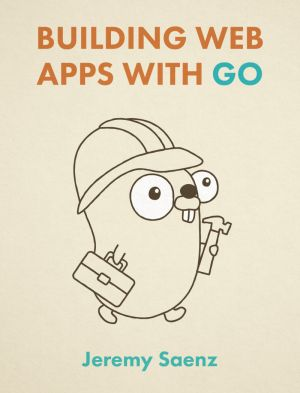 Building Web Apps with GO book cover