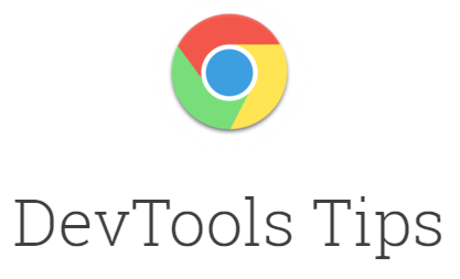 Chrome DevTools Tips logo