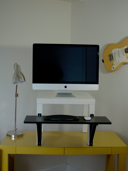 Standesk 2200 Make Your Own Standing Desk With 22 Of