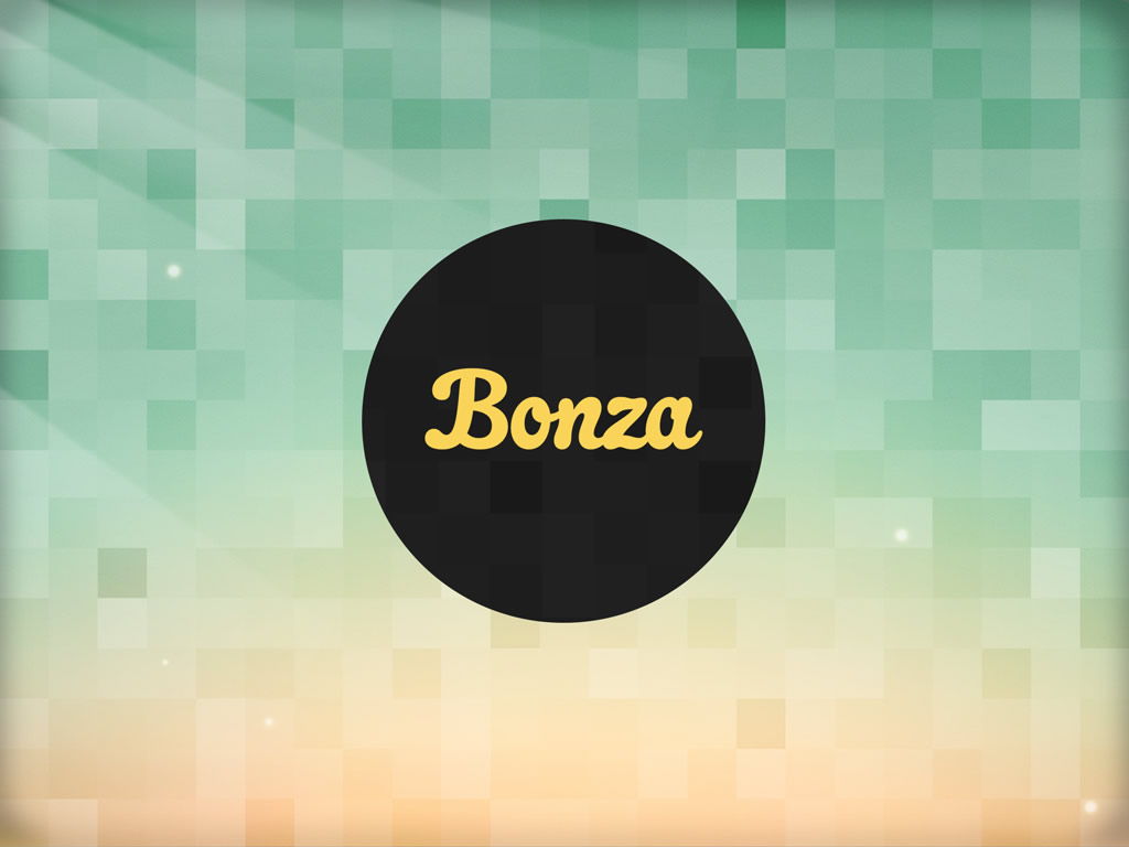 Bonza Word Puzzle Splash Screen