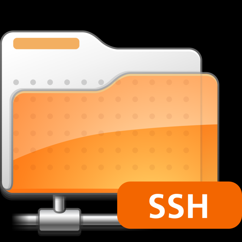 SSH logo image from wikipedia