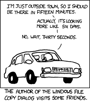 XKCD Webcomic http://xkcd.com/612/