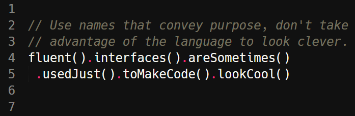 Screenshot of code snippet from original blog post